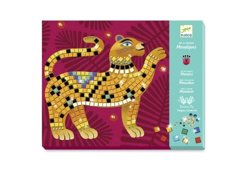 Djeco Djeco Mosaic Kit Deep in the Jungle