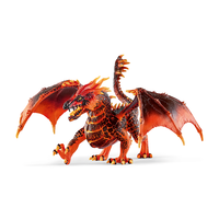 Schleich Eldrador Lava Dragon