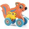 Djeco Djeco Pull Toy 'Max & Ola'