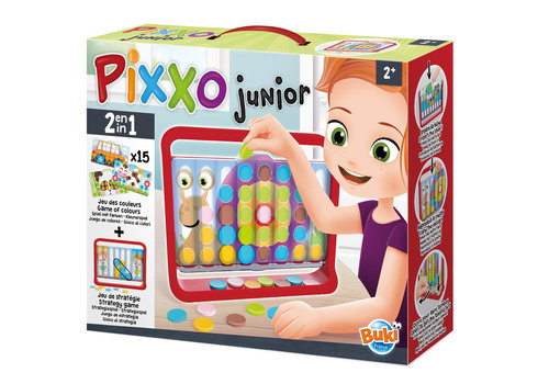 BUKI Buki Pixxo Junior 2 in 1