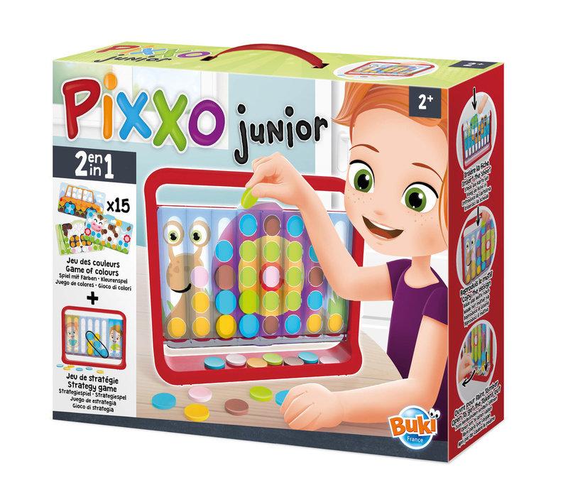 Buki Pixxo Junior 2 in 1