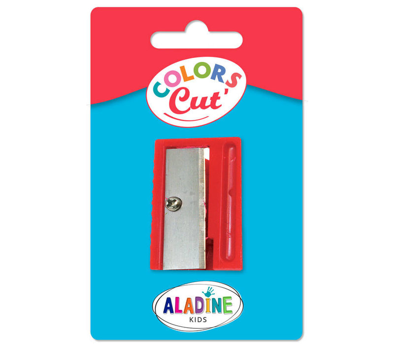 Aladine Colors Pencil Sharpener