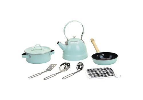 Vilac Vilac Vintage Cooking Set 7 pcs