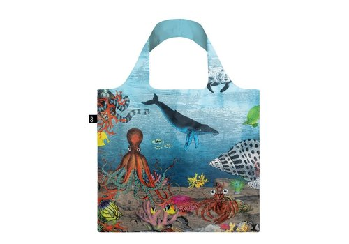 Loqi Loqi Foldable Carrying Bag Kristjana S Williams Great Barrier Reef