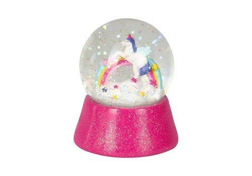Die Spiegelburg Unicorn Paradise Snow Globe