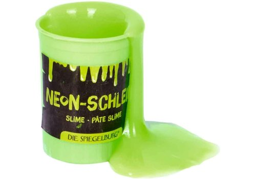 Die Spiegelburg Slijm Fluorescerend Wild & Cool Groen