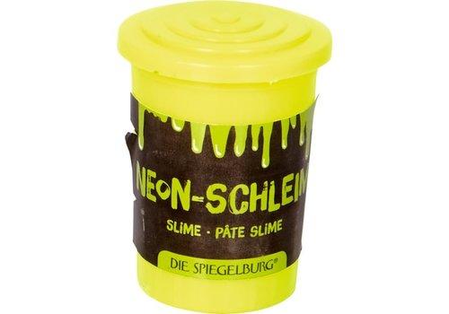 Die Spiegelburg Slime Fluorescent Wild & Cool Yellow