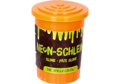 Die Spiegelburg Slime Fluorescent Wild & Cool Orange