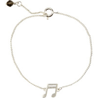 Armband Zilver All About Music