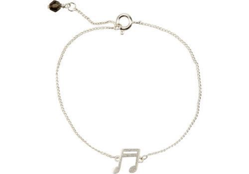 Die Spiegelburg Silver Bracelet All About Music