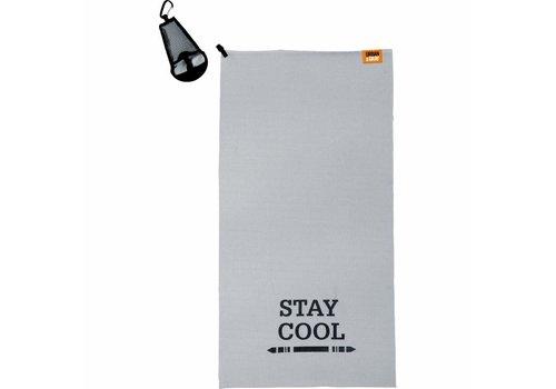 Die Spiegelburg Microvezel Reishanddoek Stay Cool van Urban & Gray
