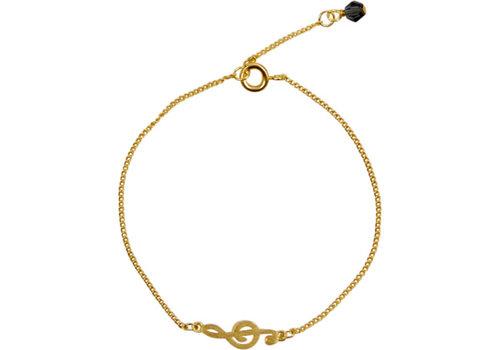 Die Spiegelburg Armband Goud All About Music