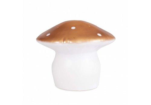 Heico Heico Lamp Mushroom Medium Copper