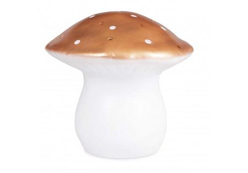 Heico Heico Lamp Mushroom Large Copper