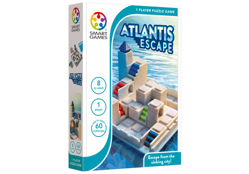 Smartgames SmartGames Atlantis Escape