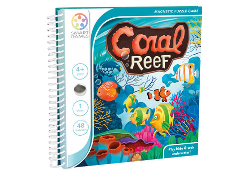 Smartgames SmartGames Travel Games Coral Reef