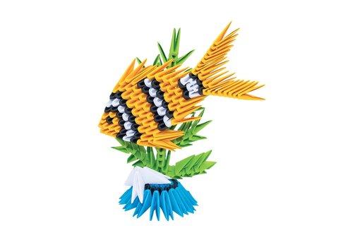 Creagami Creagami Fish 3D Origami Small 249 pcs
