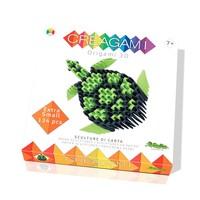 Creagami Turtle 3D Origami Extra Small 134 pcs