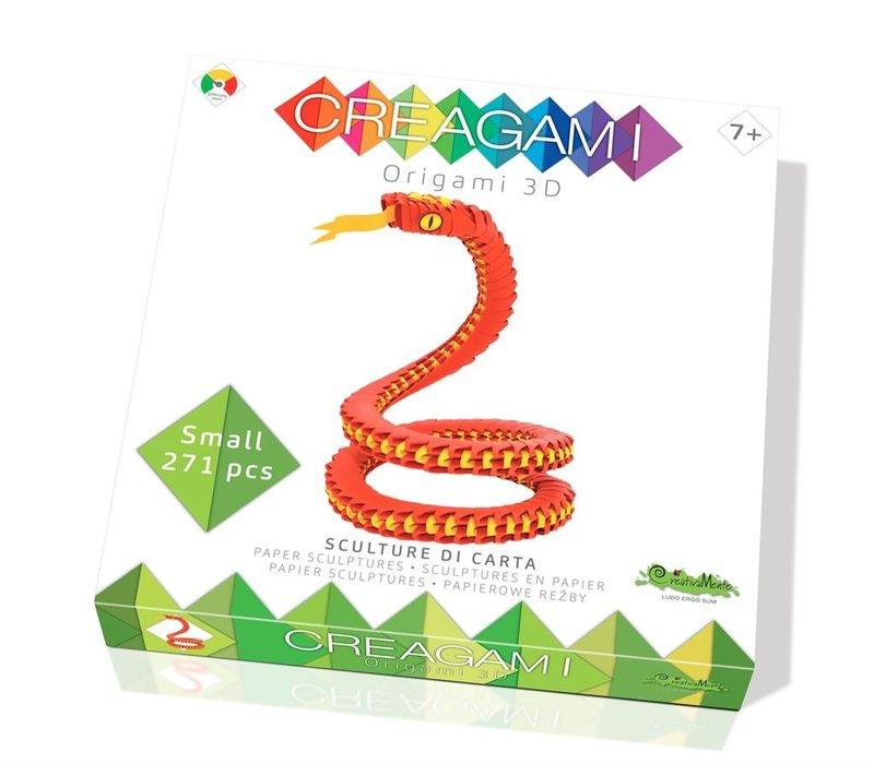 Creagami  Slang 3D Origami Small 271 st