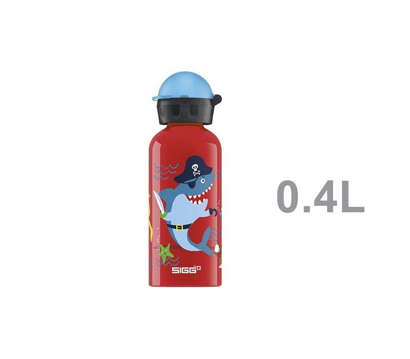 Sigg Drinkfles Piraten Onder Water 0,4 L