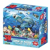 Prime3D Prime 3D Puzzel Zonneschijn op het Rif 150 st