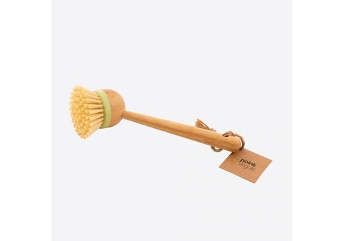 Point-Virgule Point-Virgule Bamboo and Recycled Plastic Dish Brush