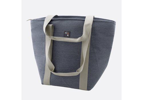 Rixx Rixx Cooling Bag with Shoulder Straps DarkBlue