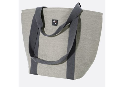 Rixx Rixx Cooling Bag with Shoulder Straps Grey