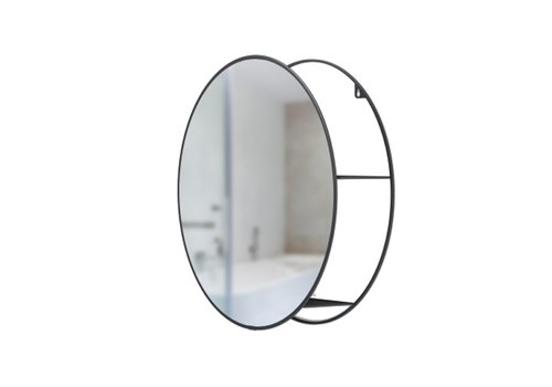 Umbra Umbra Cirko Mirror Black