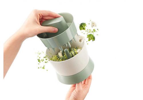 LEKUE Lékué Veggie Ricer voor Bloemkool of Brocolli