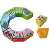 Haba Haba Wooden Arranging Game Numbers Farm