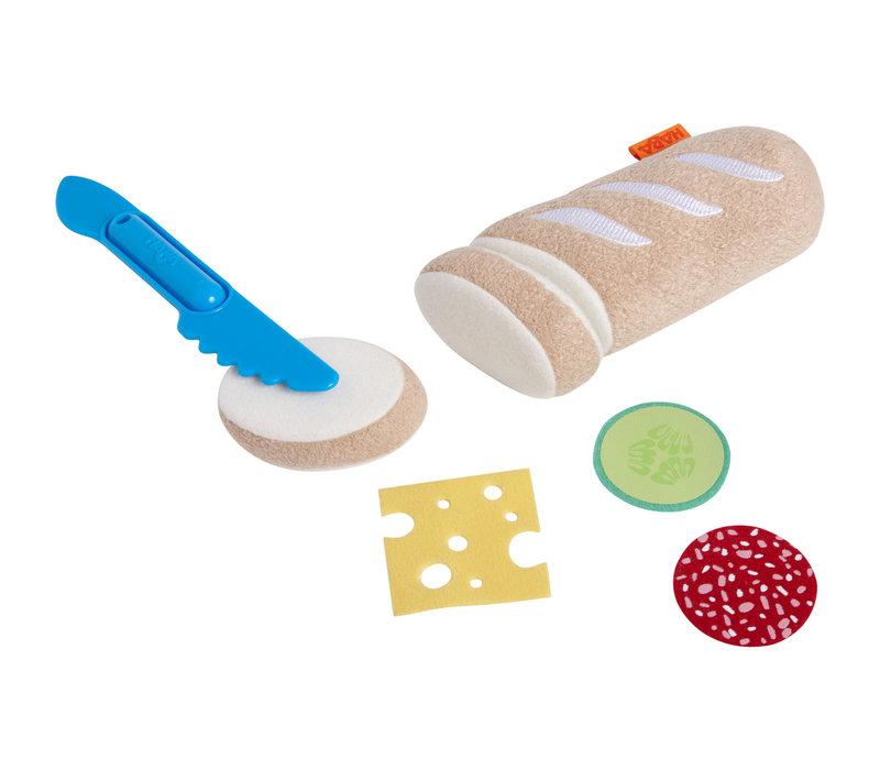 Haba Stokbrood in Textiel