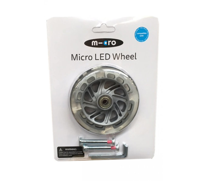 Micro LED Wielen Set van 2