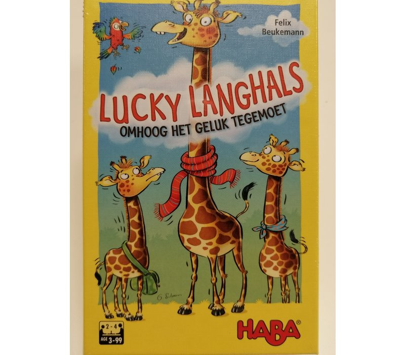 Haba Game Lucky Langhals