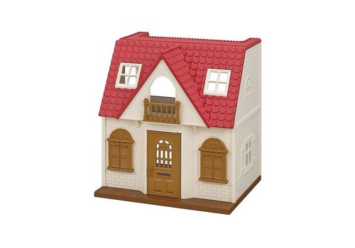 Sylvanian Families Sylvanian Families Red Roof Cosy Cottage Starterhome