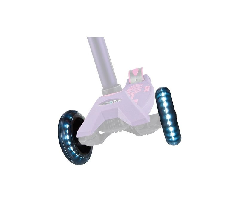 Micro Maxi LED Wheels Set of 2