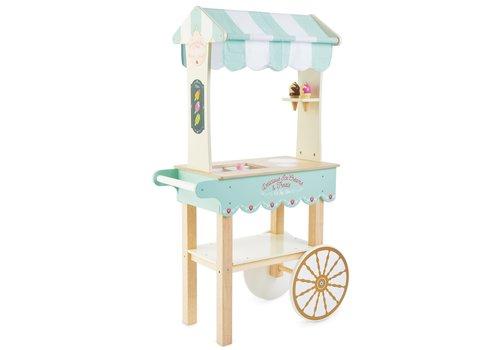 Le Toy Van Le Toy Van Honeybake Ice Cream Trolley