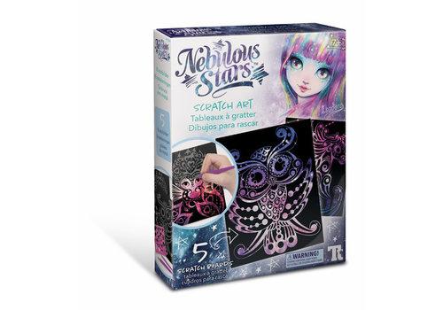 Nebulous Stars Nebulous Stars Scratchboards