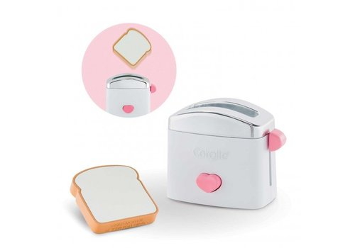 Corolle Corolle Toaster and Toast