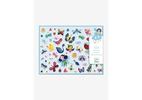 Djeco Djeco  Puffy Stickers Kleine Vleugels 100+