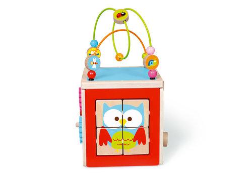 Scratch Scratch Preschool Activity Cube