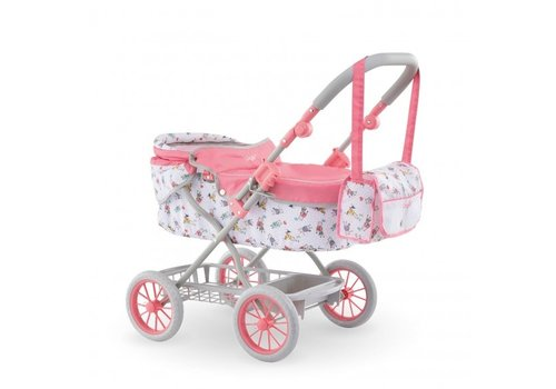 Corolle Corolle Baby Carriage for 36, 42 & 52 cm Dolls