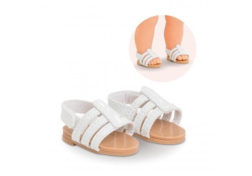 Corolle Corolle Ma Corolle Sandals White