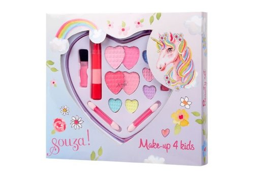 Souza! Souza! Make-up Set Large Heart