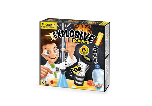 BUKI Buki Explosive Science