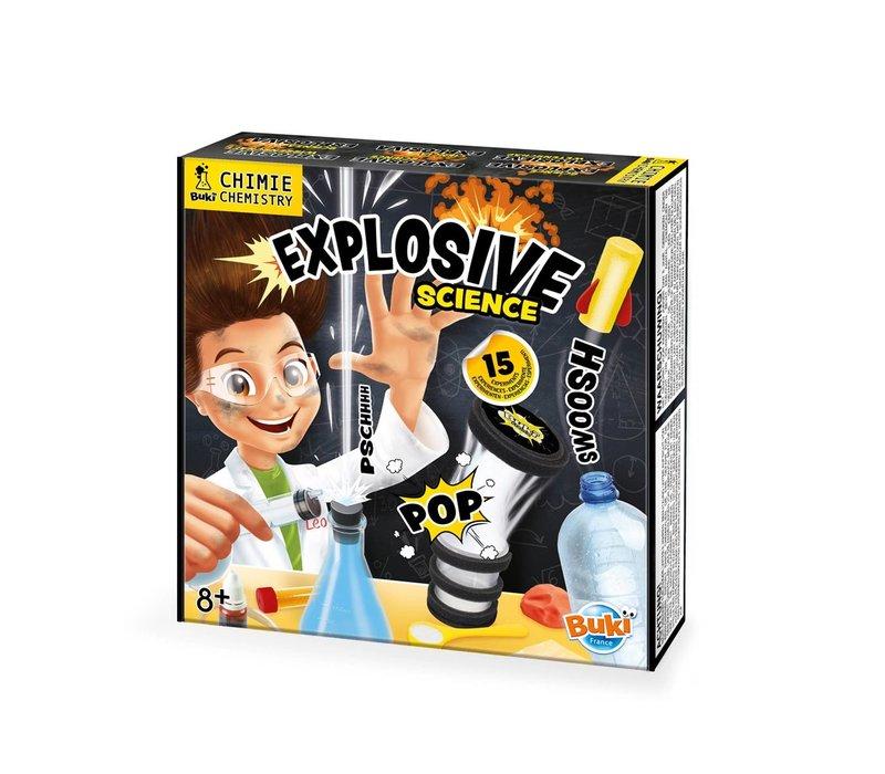 Buki Explosieve Wetenschap