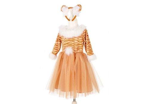 Souza! Souza! Thara Dress Tiger + Diadem 5 -7 Yrs