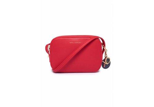 Estella Bartlett Estella Bartlett The Webber Box Bag Cherry Red