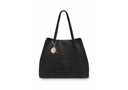Estella Bartlett Estella Bartlett The Scoresby Wide Tote Bag Black