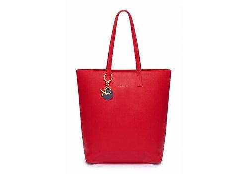 Estella Bartlett Estella Bartlett The Hopton Tall Shopper Red